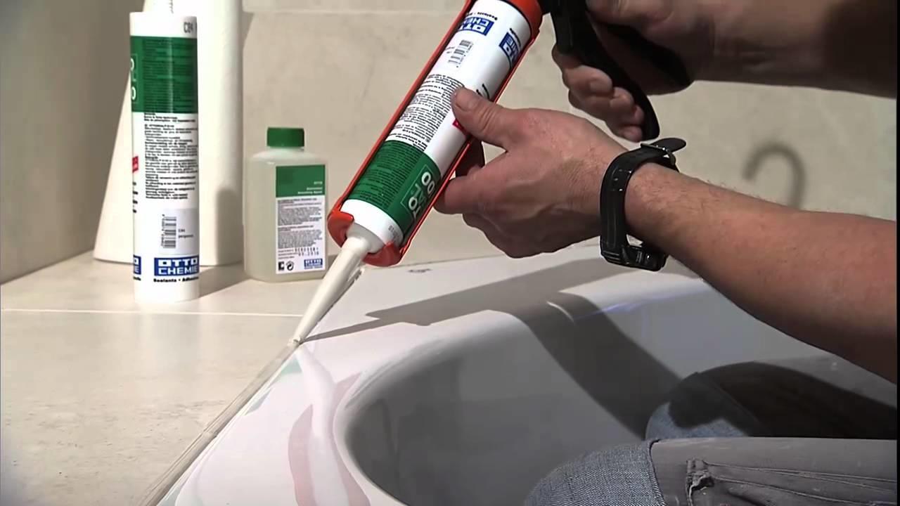 Как выбрать клей герметик для пластиковых бордюров