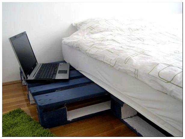 Кровать из матраса своими руками