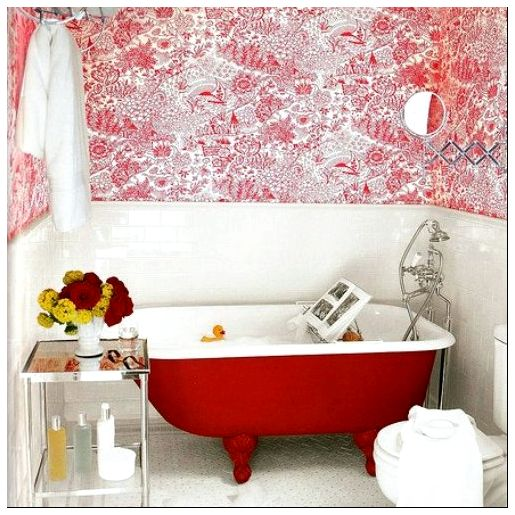 bathroom-with-wallpaper-21