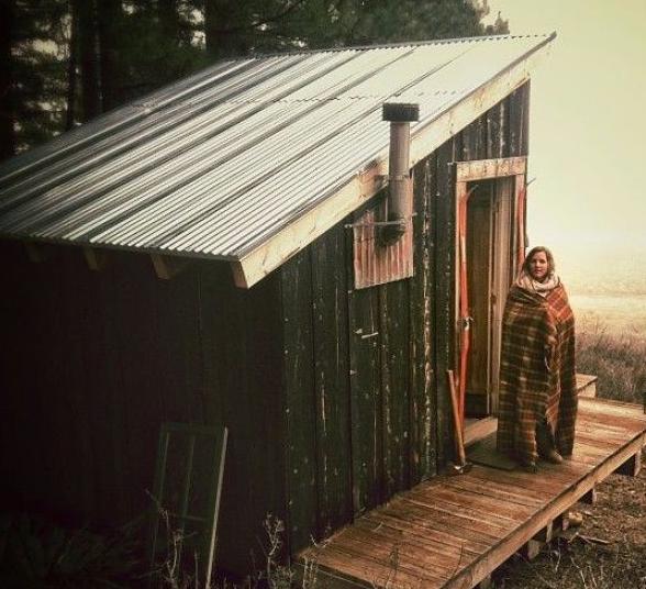домик дачный своими руками фото