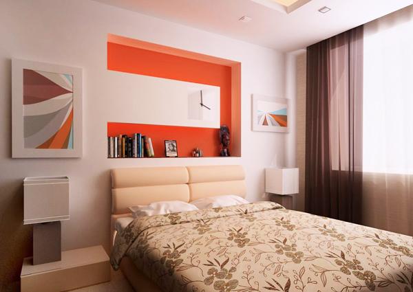 Фото ремонт спальни 12 кв.м своими руками фото