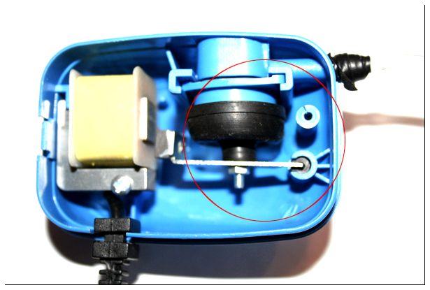 Аквариумного компрессора своими руками 54