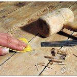 Что делать, если деревянные полы скрипят