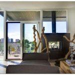Дом в стиле модерн с африканским подтекстом