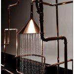 Душ и трубы: инсталляция axor waterdream от front