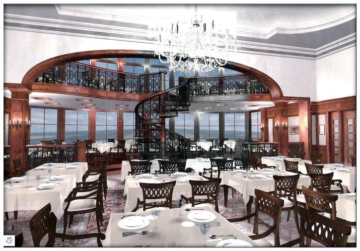 Дизайн интерьера ресторана   KevaZingo