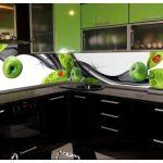 Фартук для кухни из пластика: фото, цена