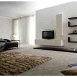 Гостиная в стиле минимализм: лаконичность, а не простота интерьера