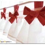 Инструкция как сшить шторы на кухню с поэтапным выполнением
