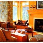 Интерьер дома из бруса: современный взгляд