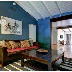 Интерьер дома – эклектичный и пестрый