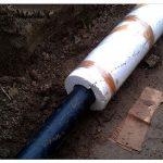 Как и чем утеплить трубы водоснабжения, пролегающие на улице?