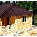 Как монтируется стропильная система четырехскатной крыши