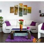 Как подобрать светлый цвет пола и цвет стен, чтобы интерьер был максимально комфортным