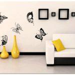 Как сделать трафареты для декора стен своими руками