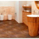 Как сделать виниловый пол в ванной: особенности материала и основы монтажа