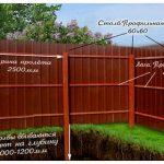 Как сделать забор на даче своими руками: советы профессионалов