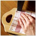 Кармашки для столовых приборов своими руками