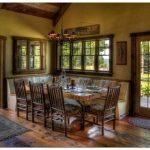 Красивый деревенский дом — очарование загородной жизни