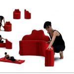 Кресло матрас: трансформер для экономии места