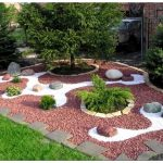 Ландшафтный дизайн сада своими руками