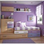 Мебель для комнаты подростка девочки должна быть привлекательной и комфортной