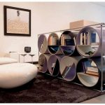 Мебель из бумаги: целлюлозные трубы от capolinea design