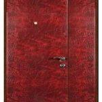 Металлические двери эконом класса тамбурные