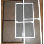 Москитные сетки на пластиковые окна – как и что выбрать?