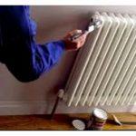 Можно ли красить горячие батареи — придаем новый вид старым радиаторам