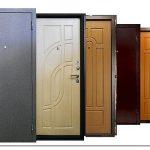 Основные преимущества металлических дверей