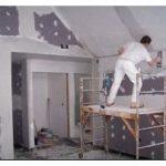 Отделка стен при ремонте