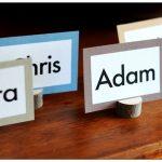 Подставка — держатель для карточек и фото
