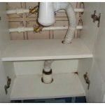 Пошаговое руководство по установке умывальника с тумбой и других видов раковин в ванной
