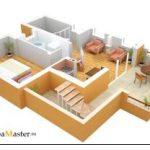 Предварительная планировка частного дома с учетом квадратуры и дизайна – важный шаг!