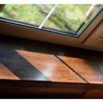 Преимущества деревянных подоконников