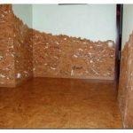 Пробковое покрытие для стен – правильный выбор