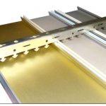 Реечный потолок cesal – его преимущества