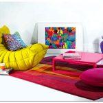 Сочные разноцветные ковры от sonya winner