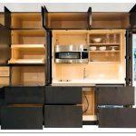 Stealth kitchen: инновационная скрытая кухня