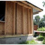 Стены каркасного дома: конструкция и особенности изготовления своими руками