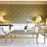 Текстильные обои для стен – роскошь вашего интерьера