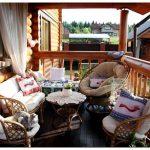 Террасы и веранды пристроенные к дому, фото