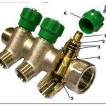 Водопроводный коллектор с кранами: что это и для чего используется?