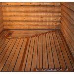 Все, что требуется знать об укладке теплого пола на деревянный пол
