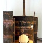 Железная мебель из мин времен второй мировой войны