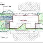 Нескучная геометрия восхитительного box house от zouk architects, стратфилд, австралия