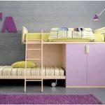 Дизайн однокомнатной квартиры с детской: 60 фото