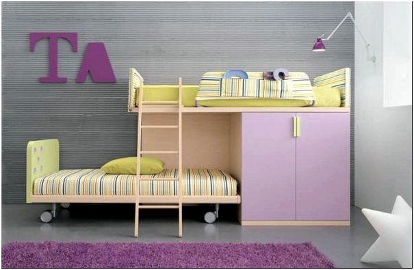 Фото 9 - Компактная детская мебель Comp.27b (производитель Julia Arredamenti)