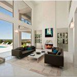 Привлекательный texas home, построенный в духе испанской oaks residence от cornerstone architects, техас, сша